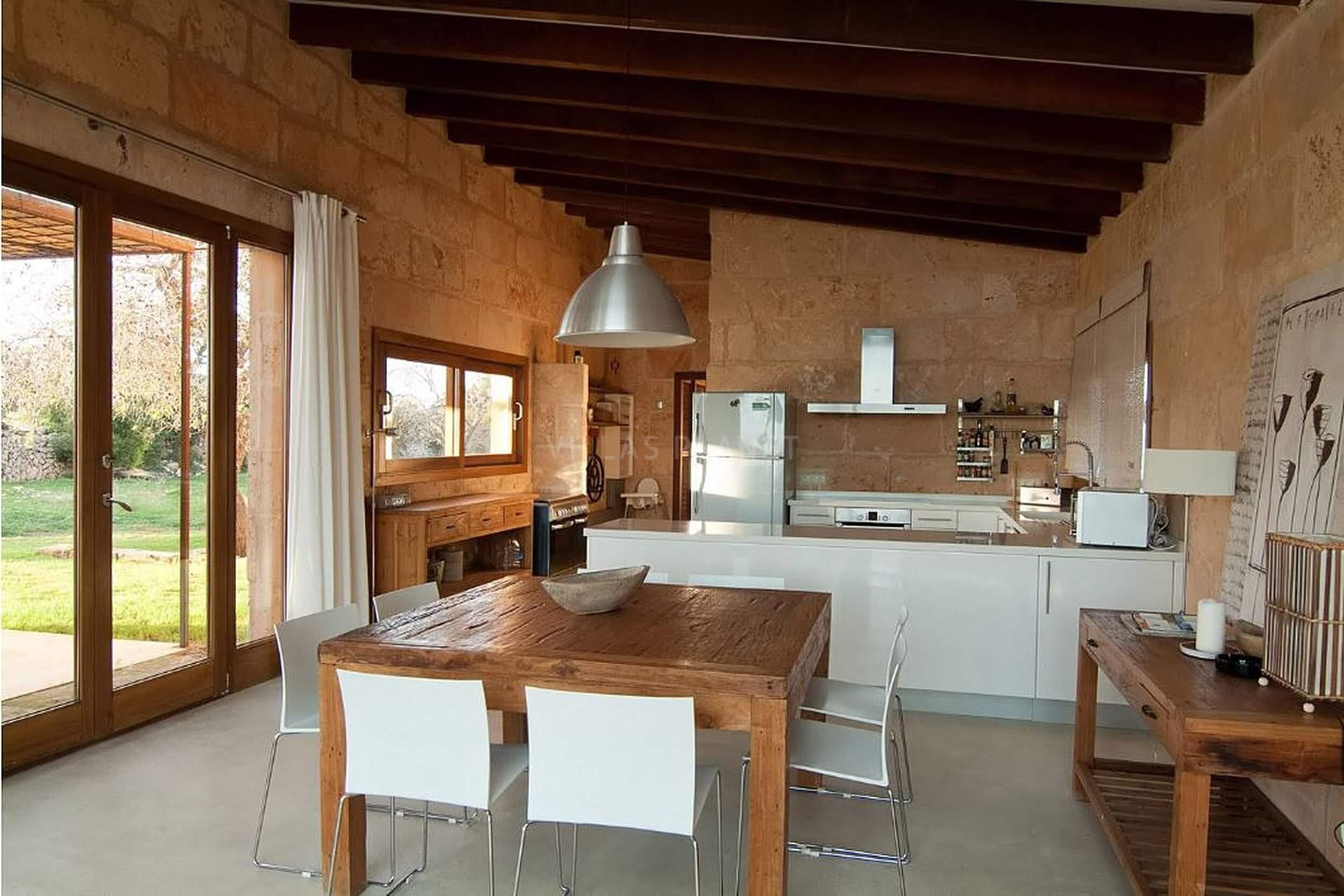 Luxury Village With Sea Views In Ses Salines 2243v Villas  # Muebles Ses Salines