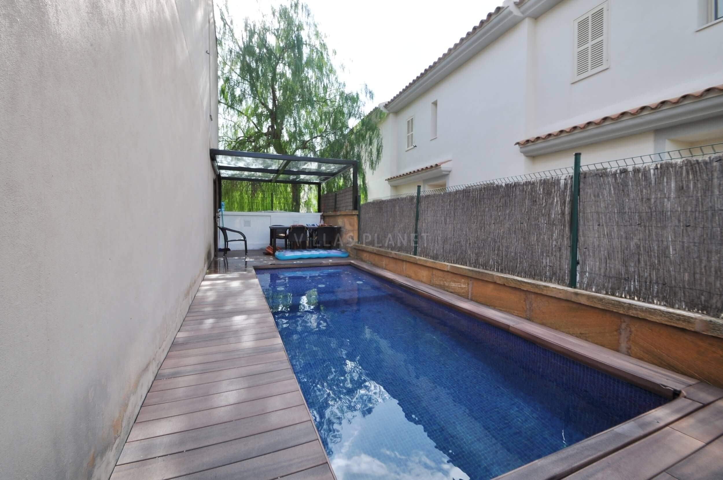 Detached House With Pool In Puerto Alcudia